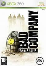 Hra pre Xbox 360 Battlefield: Bad Company
