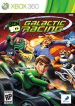 Hra pre Xbox 360 Ben 10: Galactic Racing