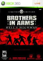 Hra pre Xbox 360 Brothers in Arms: Hells Highway (Limitovaná edícia)