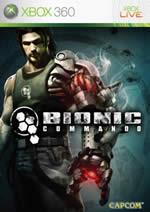 Hra pre Xbox 360 Bionic Commando