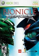 Hra pre Xbox 360 Bionicle Heroes