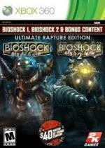 Hra pre Xbox 360 Bioshock Ultimate Rapture Edition