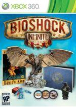 Hra pre Xbox 360 BioShock: Infinite (Ultimate Songbird Edition)