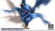 modrý drak