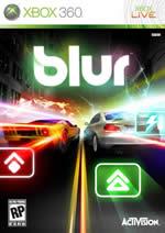 Hra pre Xbox 360 Blur