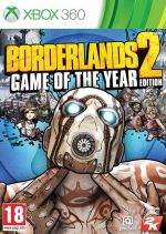 Hra pre Xbox 360 Borderlands 2 (Game of The Year)