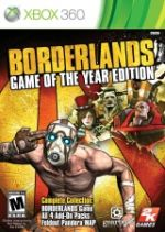 Hra pre Xbox 360 Borderlands (Game of the Year Edition)