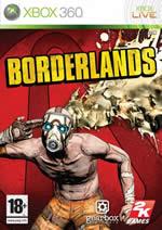 Hra pre Xbox 360 Borderlands