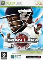 Hra pre Xbox 360 Brian Lara International Cricket 2007