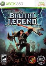 Hra pre Xbox 360 Brutal Legend