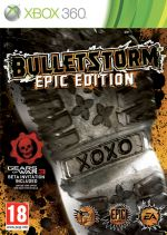 Hra pre Xbox 360 Bulletstorm (Epic Edition)