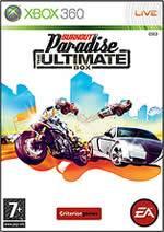 Hra pre Xbox 360 Burnout: Paradise (The Ultimate Box)