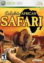 Hra pre Xbox 360 Cabelas African Safari