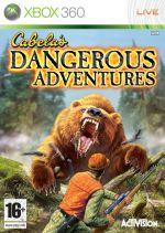Hra pre Xbox 360 Cabelas Dangerous Adventures