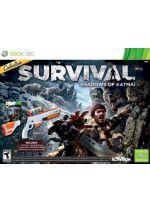 Hra pre Xbox 360 Cabelas Survival: Shadows of Katmai + puška