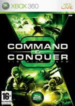 Hra pre Xbox 360 Command and Conquer 3: Tiberium Wars