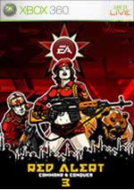 Hra pre Xbox 360 Command & Conquer: Red Alert 3