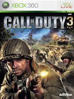Hra pre Xbox 360 Call of Duty 3
