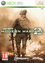 Hra pre Xbox 360 Call of Duty: Modern Warfare 2