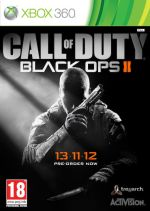 Hra pre Xbox 360 Call of Duty: Black Ops II [bez pečate]