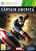 Hra pre Xbox 360 Captain America: Super Soldier