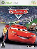Hra pre Xbox 360 Cars