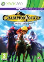 Hra pre Xbox 360 Champion Jockey: G1 Jockey & Gallop Racer