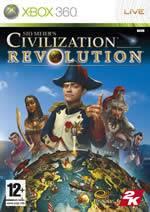 Hra pre Xbox 360 Civilization Revolution