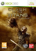 Hra pre Xbox 360 Clash Of The Titans