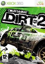 Hra pre Xbox 360 Colin McRae: DIRT 2