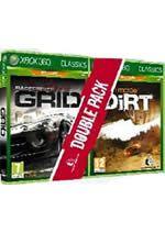 Hra pre Xbox 360 Colin McRae: DIRT + Race Driver: GRID