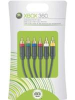 Prislušenstvo pre XBOX 360 XBOX 360 Komponentní HD AV kabel (HDMI konektor)