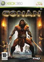 Hra pre Xbox 360 Conan the Barbarian