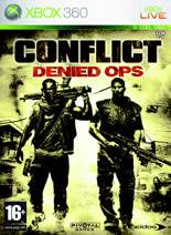 Hra pre Xbox 360 Conflict: Denied Ops
