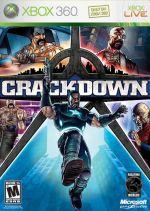 Hra pre Xbox 360 Crackdown EN