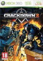 Hra pre Xbox 360 Crackdown 2 EN