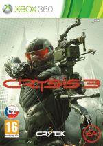 Crysis 3 CZ (X360)