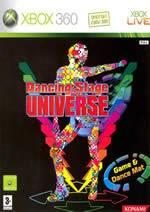 Hra pre Xbox 360 Dancing Stage Universe + tanečná podložka