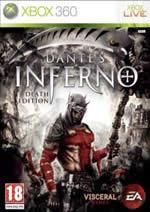 Hra pre Xbox 360 Dantes Inferno (Death Edition)