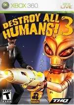 Hra pre Xbox 360 Destroy All Humans! 3: Path of the Furon
