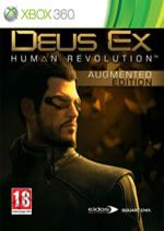 Hra pre Xbox 360 Deus Ex: Human Revolution (Augmented Version)