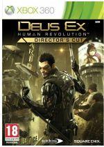 Hra pro Xbox 360 Deus Ex 3: Human Revolution (Directors Cut)