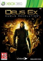 Hra pre Xbox 360 Deus Ex: Human Revolution