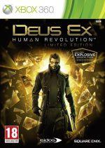 Hra pre Xbox 360 Deus Ex: Human Revolution (Nordic Limited Edition)