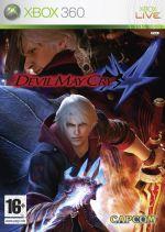 Hra pre Xbox 360 Devil May Cry 4