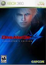 Hra pre Xbox 360 Devil May Cry 4 (Zberate�sk� ed�cia)
