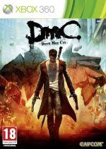 Hra pre Xbox 360 DmC Devil May Cry