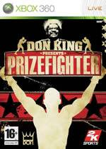 Hra pre Xbox 360 Don King Presents: Prizefighter