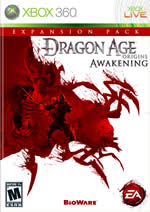 Hra pre Xbox 360 Dragon Age: Origins - Awakening