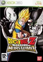 Hra pre Xbox 360 Dragon Ball Z: Burst Limit